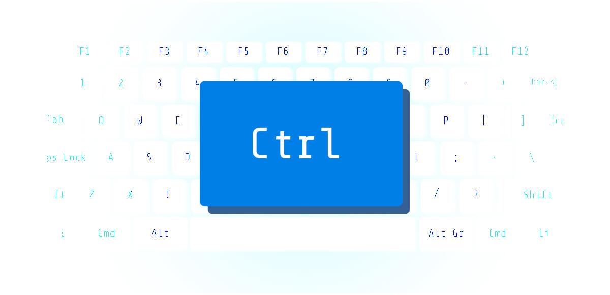 マーク パソコン キーボード 心理テスト control