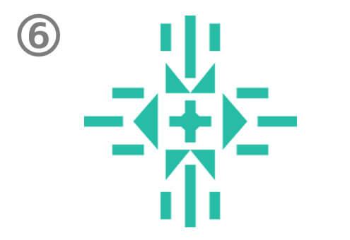 幾何学 模様 性格 心理テスト