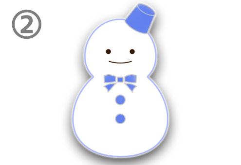 雪だるま 色 四字熟語 心理テスト 青