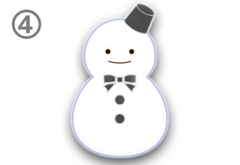 雪だるま 色 四字熟語 心理テスト 黒