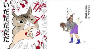 「猫との生活を描いた漫画」なんだけど、猫飼いとして共感www