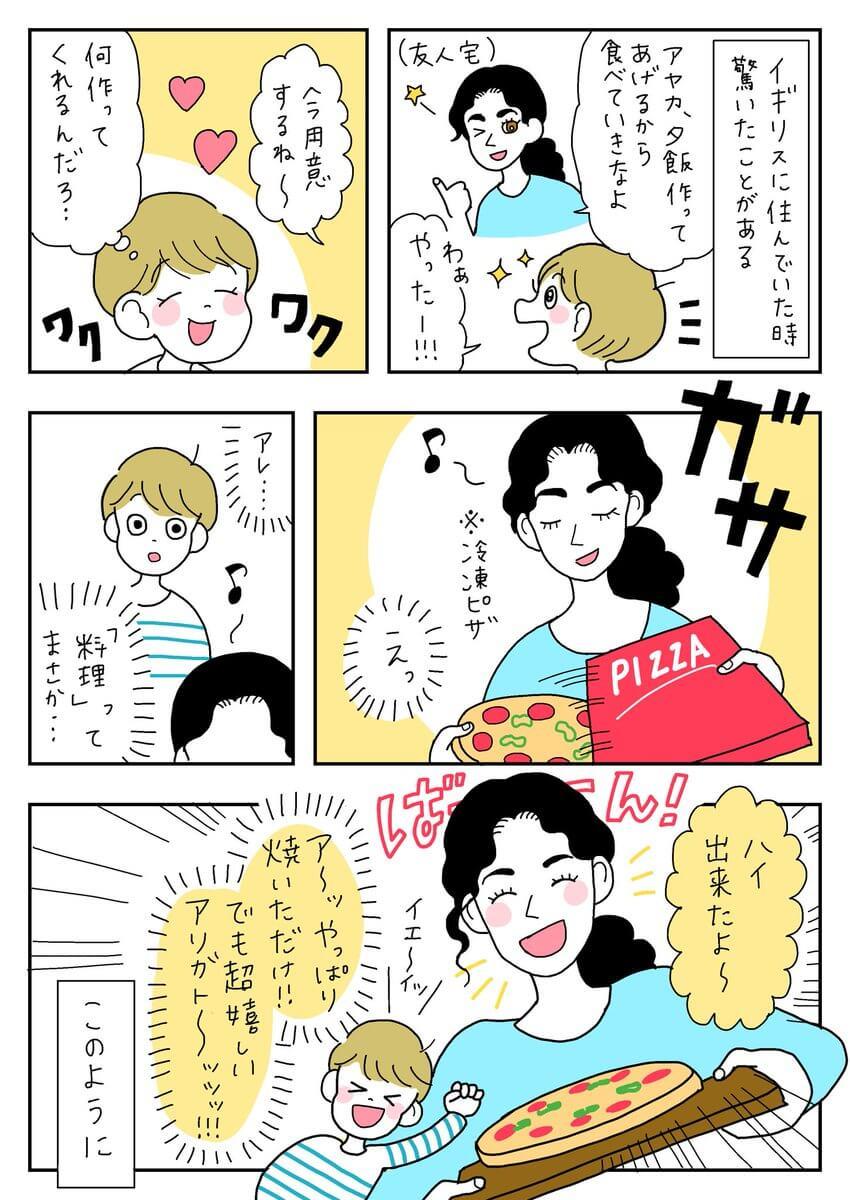 日本で暮らすハードル01