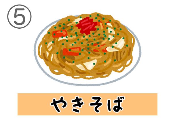 5yakisoba
