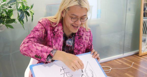 アーティストから絶賛される芸人「ZAZY」にインタビューしてみた