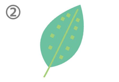 葉っぱ 魅力を感じる人 心理テスト