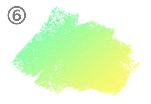 グラデーション 色 性格 心理テスト