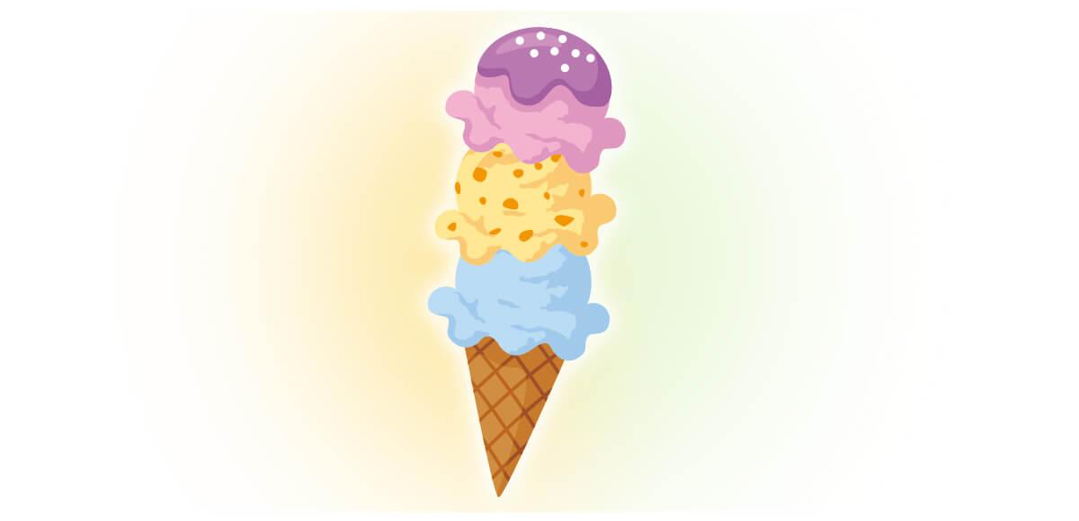 アイス 味 組み合わせ 好み 性格