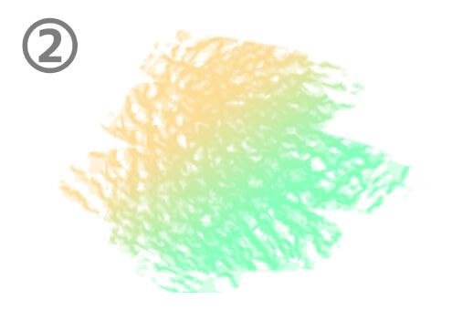 色 グラデーション 性格 心理テスト