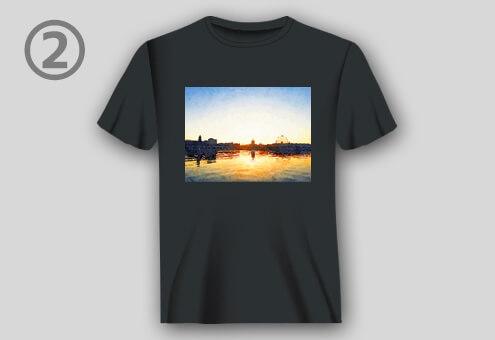 Tシャツ 幻獣 心理テスト