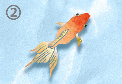 金魚すくい 祭り せっかち 心理テスト