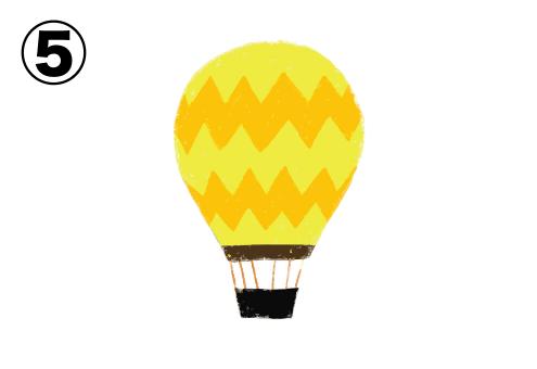 気球 性格 心理テスト