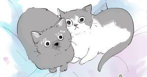【浮気】0点の男と付き合ってたおかげで最愛の猫と出会えたお話