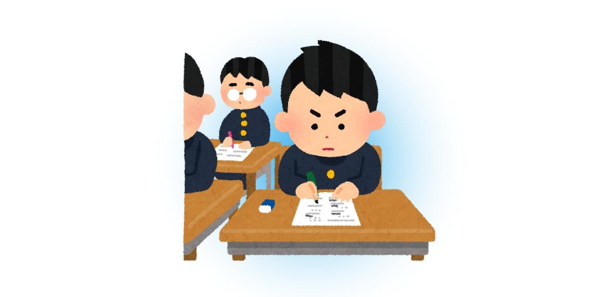 氷 漢字 フォント 集中力 心理テスト本番