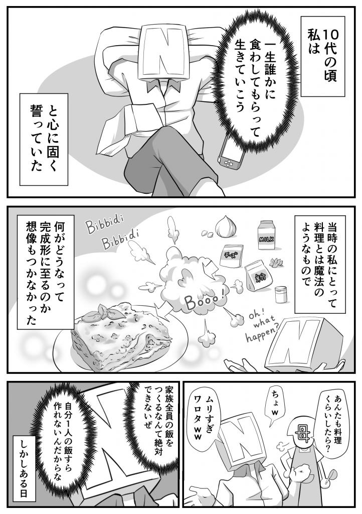 がんばれ私1-1
