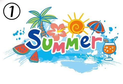 SUMMER①