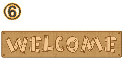 welcome ロゴ 犬タイプ 猫タイプ 性格 心理テスト