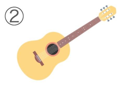 ギター デザイン 性格 心理テスト