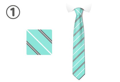 ネクタイ 自分への厳しさ 心理テスト