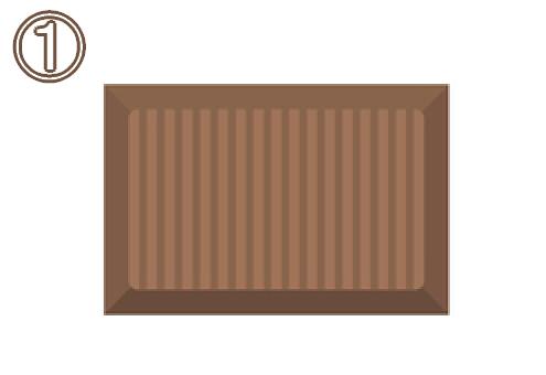 チョコレート 気まぐれ 心理テスト