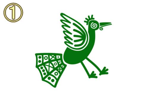 鳥 シンボルマーク 願望 心理テスト