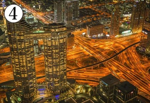 都会 夜景 対人疲れ 心理テスト
