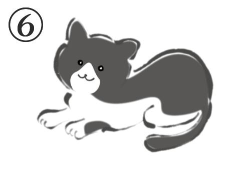 撫でたくなる猫 財布の紐心理テスト
