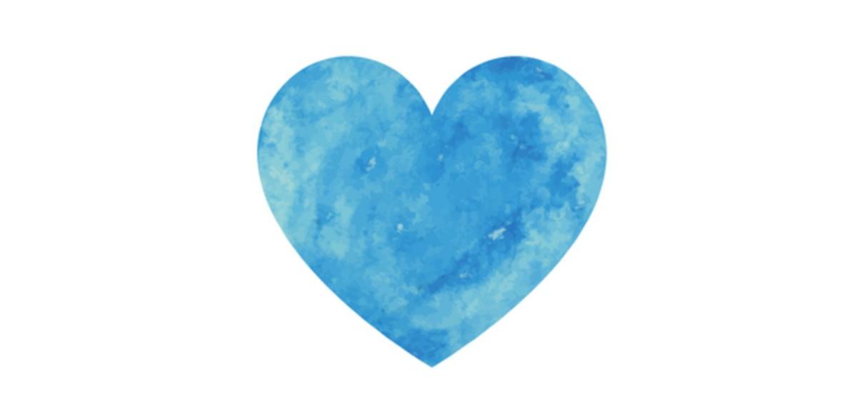 絵画 和 心の色 心理テスト ブルー