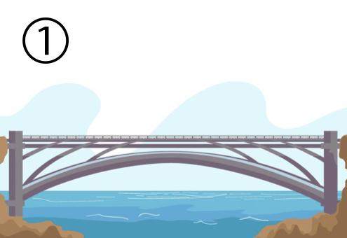 橋 スタートダッシュ 心理テスト