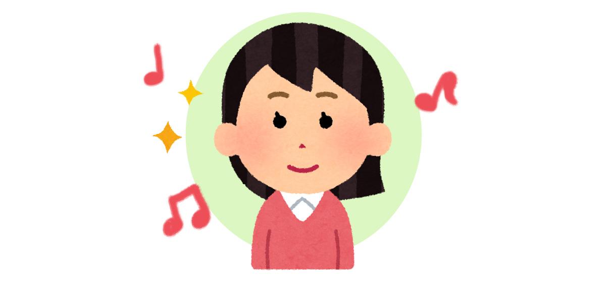 音符 感情 顔に出る 心理テスト