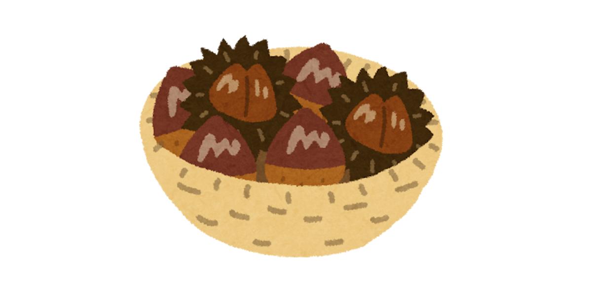 秋の味覚 口癖 心理テスト