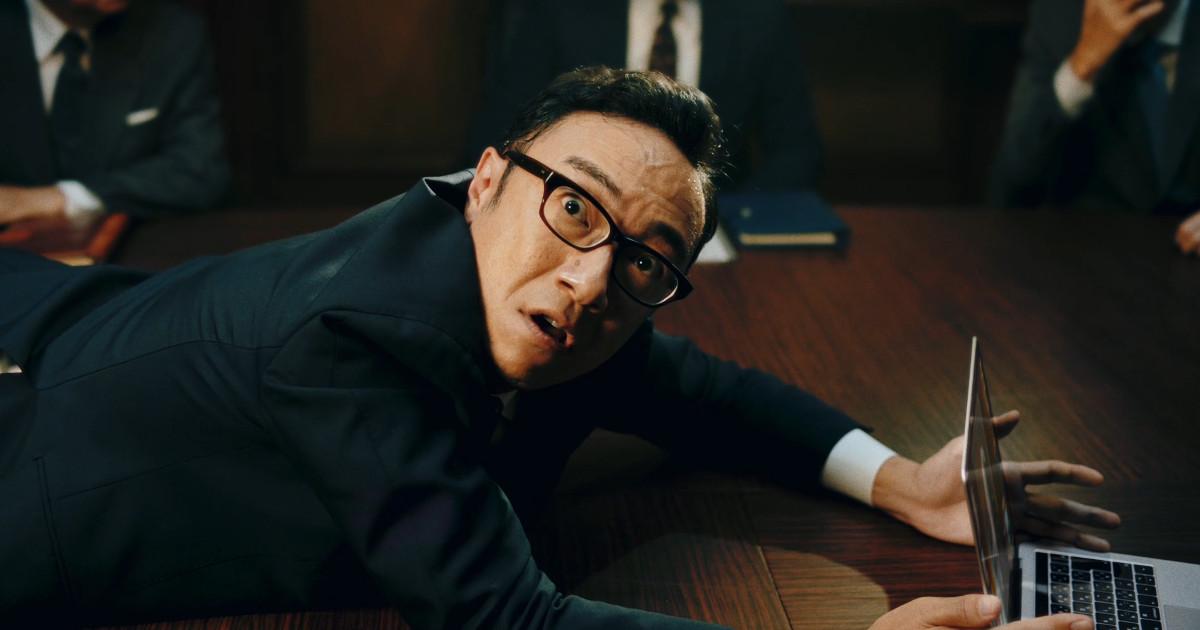 【悲報】東京03・角田晃広、得体の知れない物体に仕事を奪われる・・・