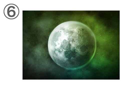 月 秘密 心理テスト