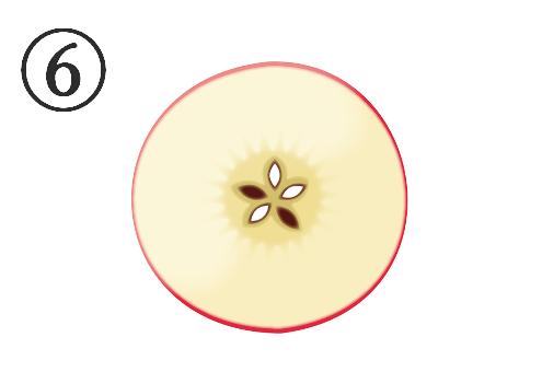 りんご 寂しがりや 心理テスト