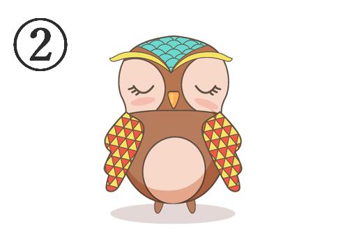 フクロウ ホッと 場所 心理テスト