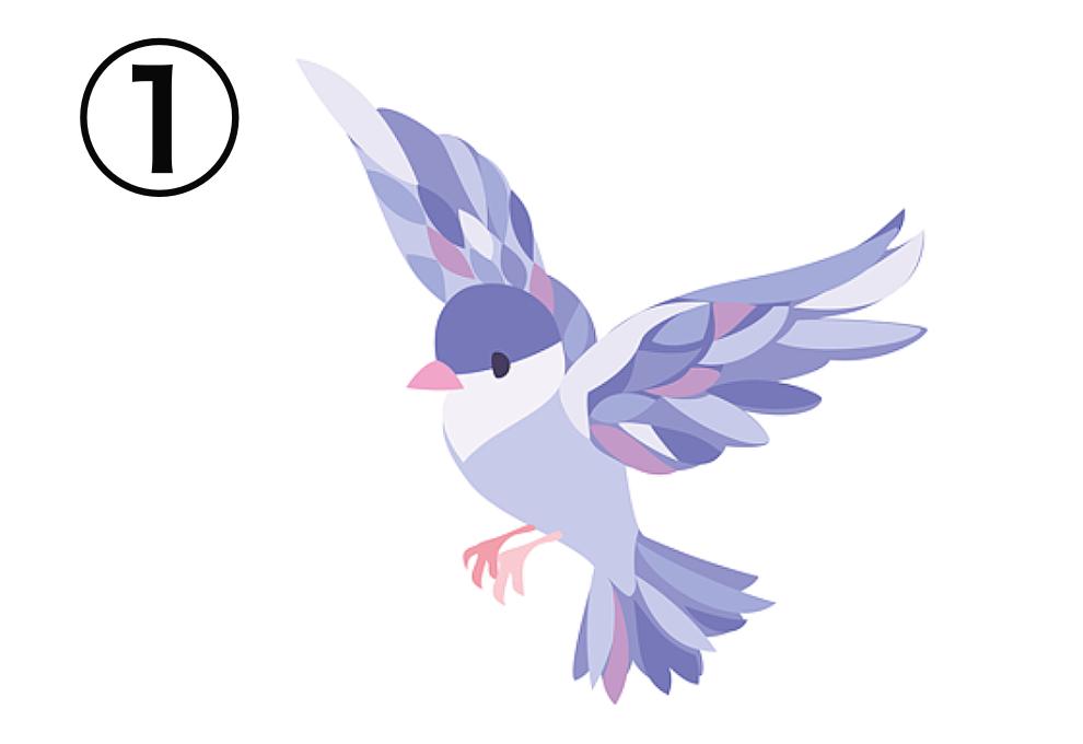 鳥 隠れお疲れ度 心理テスト