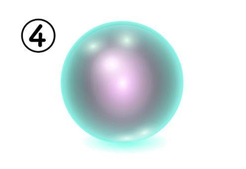 ④の神秘球体