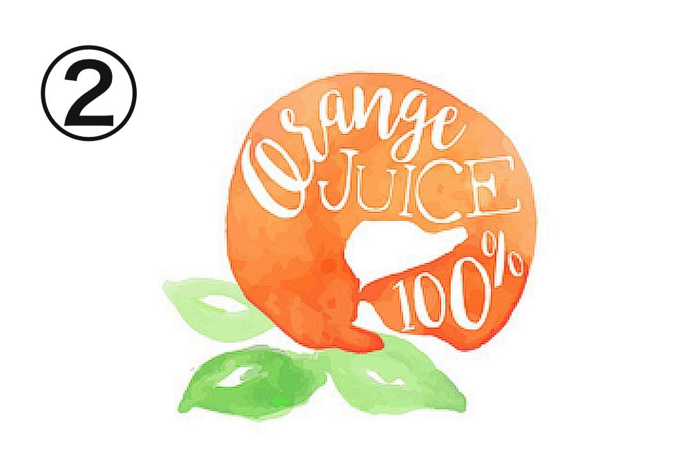 シトラス 柑橘 ロゴ 甘え上手 心理テスト
