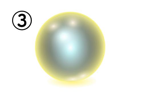 ③の神秘球体