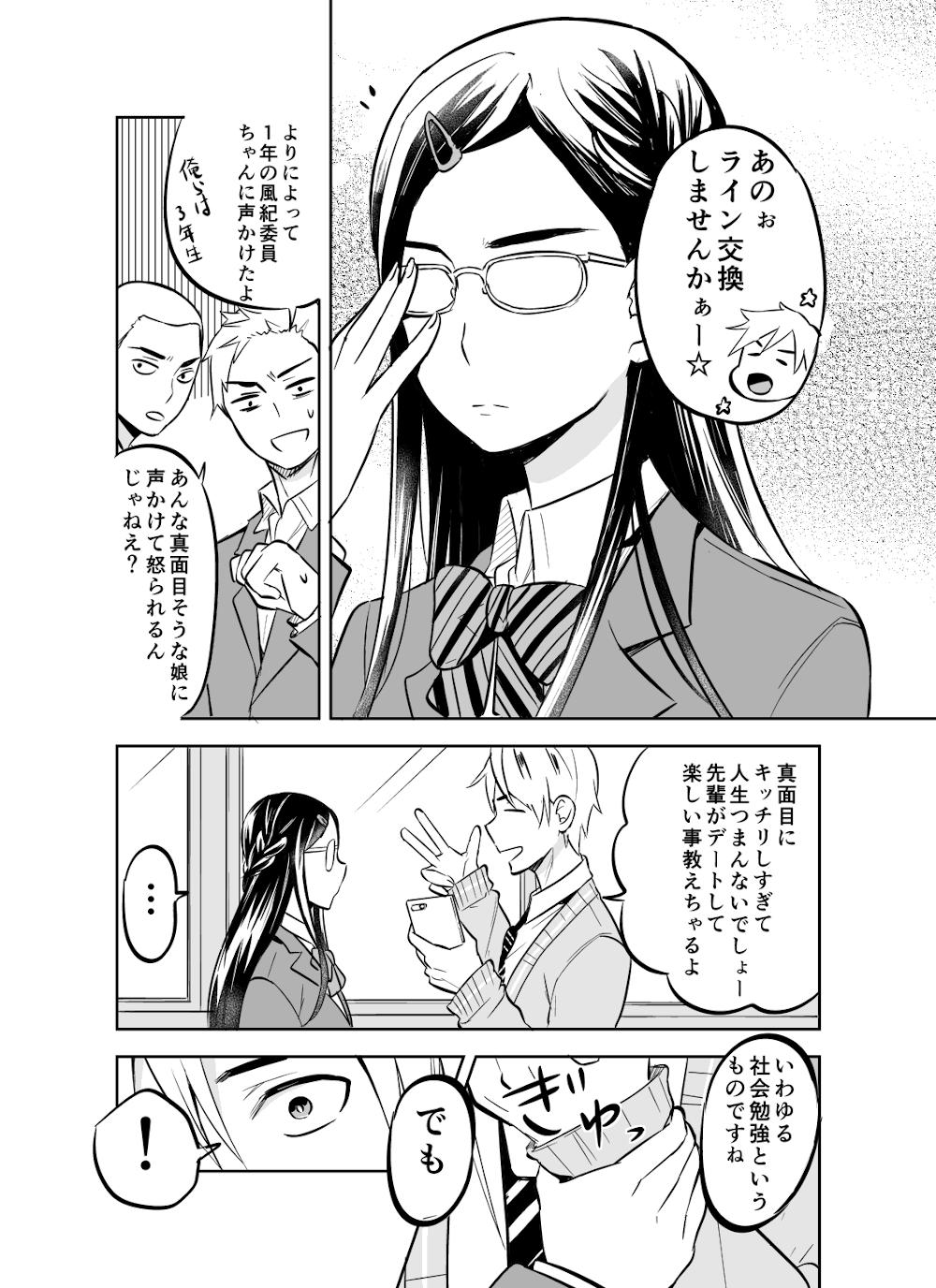 チャラ男くんのお勉強☆2