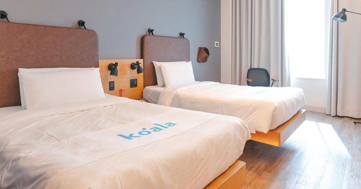 最近、ちゃんと眠ってる?最高の睡眠を体験できるホテルがあるらしい