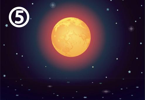 月夜 本音 建前 心理テスト