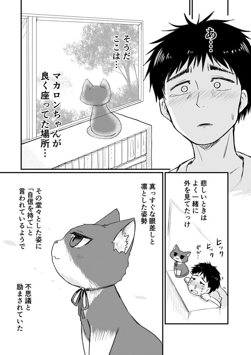 愛猫が幽霊になった2-3