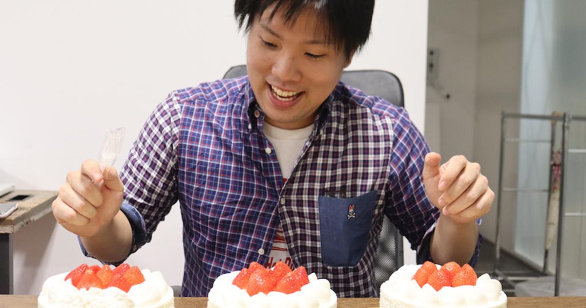 【夢のケーキホール食い】お買い物アプリで1万円分頼んで豪遊してみた