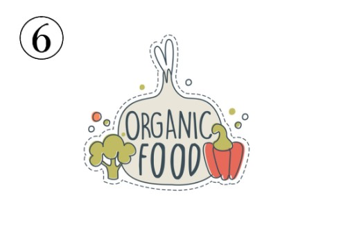 オーガニック ロゴ 自然体 心理テスト