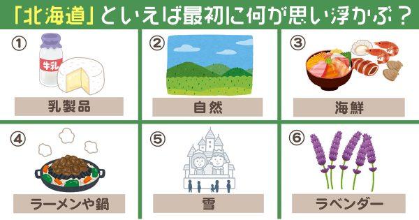 【心理テスト】北海道のイメージから、あなたの性格を「おでん」に例えます!
