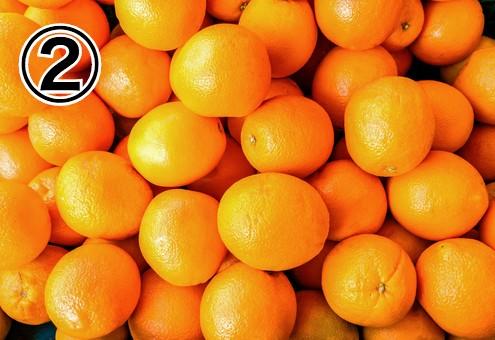 オレンジ ポテチ 味 性格 心理テスト