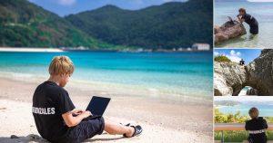 【モニター大募集】誰か沖縄の離島でワーケーションしてきませんか?