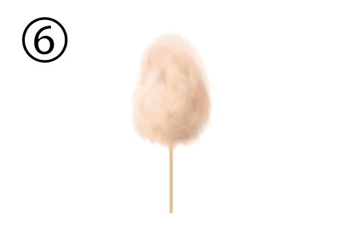 綿菓子 モテない 理由 心理テスト