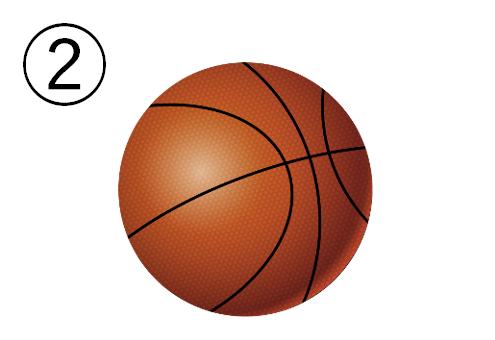 ボール 防寒アイテム 心理テスト バスケ