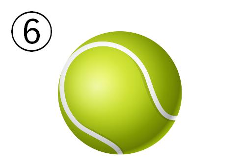 ボール 防寒アイテム 心理テスト テニス